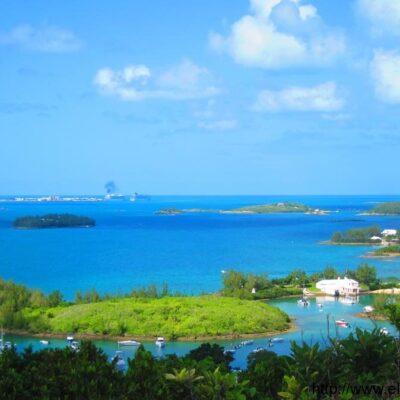 Dr. Sharps Speaking in Bermuda